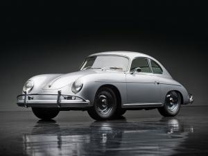 1957 Porsche 356A 1600 Super Coupe by Reutter