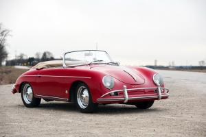 1958 Porsche 356A 1600 Super Convertible D by Drauz
