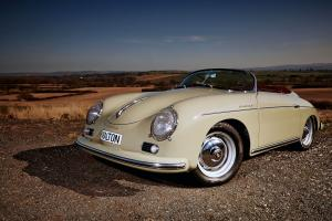1958 Porsche 356A 1600 Super Speedster by Reutter
