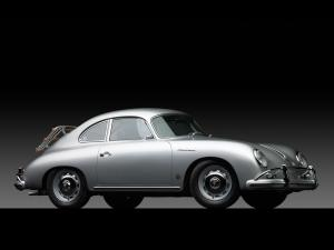 1958 Porsche 356A Carrera 1600 GS by Reutter