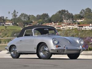 1963 Porsche 356 SC Cabriolet Early Production Prototype
