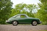 Porsche 356C 1600 Coupe by Karmann 1964 года