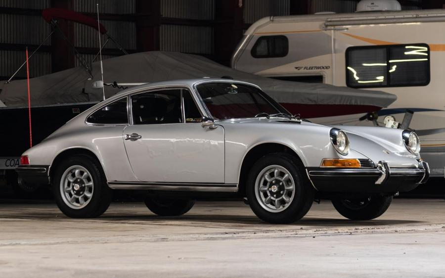 1970 Porsche 911 E 2.2 Karmann Coupe
