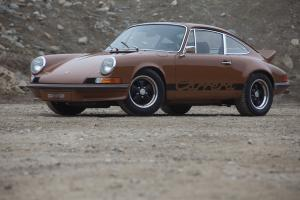 Porsche 911 Carrera 2.7 RS Touring 1973 года