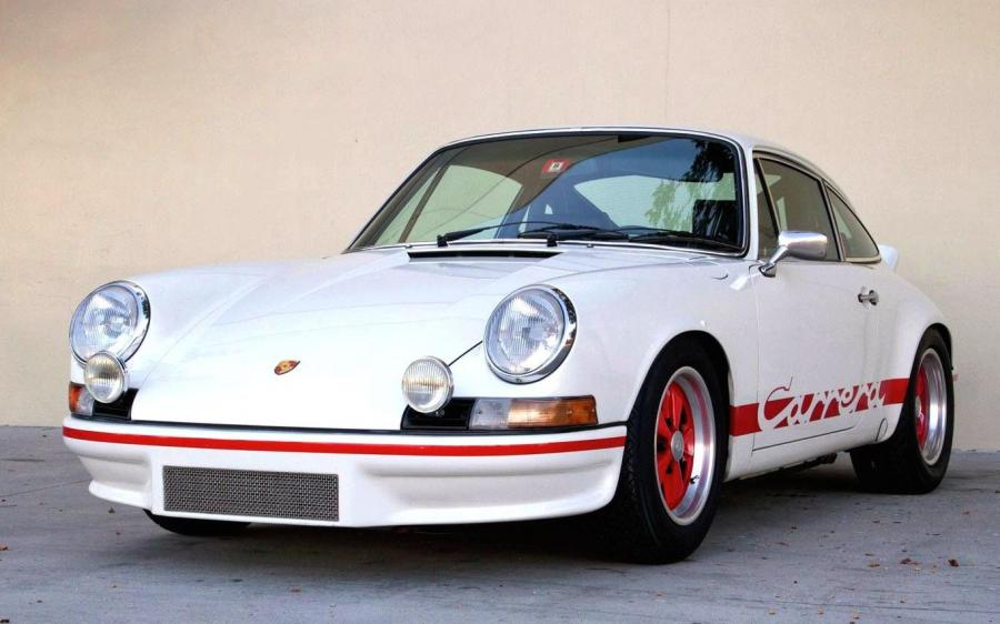 1973 Porsche 911 Carrera RS 2.7 Touring (NA)