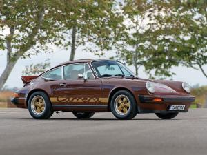 1974 Porsche 911 Carrera 2.7 Coupe