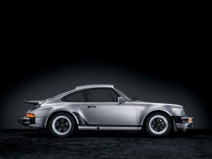 Porsche 911 Turbo 3.4 Coupe 1975 года