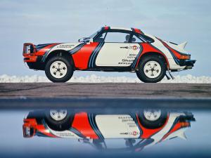 1978 Porsche 911 SC Safari Rally