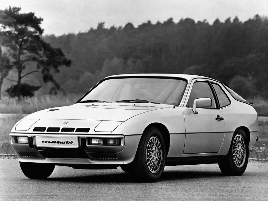 Porsche 924 Turbo Coupe