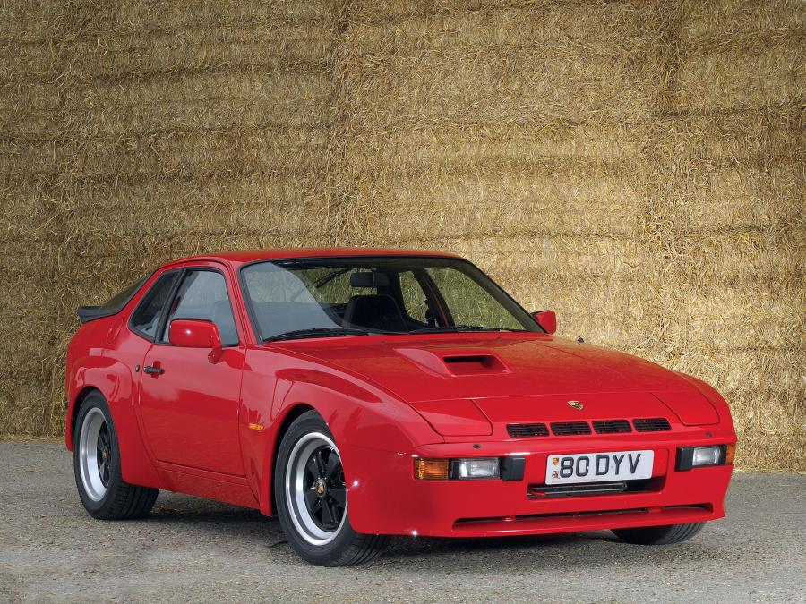 1981 Porsche 924 Carrera GT (UK)
