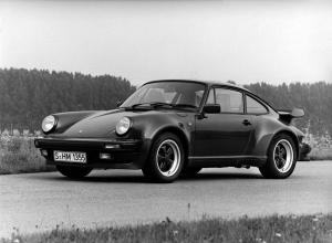 1984 Porsche 911 Turbo 3.3 Coupe