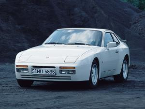 1985 Porsche 944 Turbo Coupe
