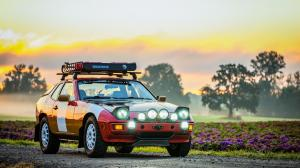 1987 Porsche 924 S Baja Rally Car