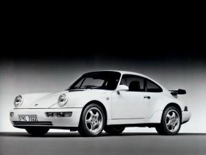 1990 Porsche 911 Turbo 3.3 Coupe
