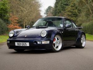 1992 Porsche 911 Turbo 3.6 Coupe