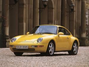 Porsche 911 Carrera 3.6 Coupe 1993 года