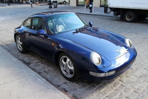 1995 Porsche 911 Carrera 4 3.6 Coupe X51 Pack