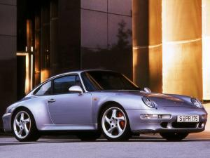 1995 Porsche 911 Carrera 4S 3.6 Coupe