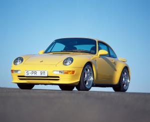 Porsche 911 Carrera RS 3.8 Coupe 1995 года
