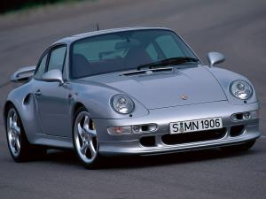 Porsche 911 Turbo S 3.6 Coupe 1997 года