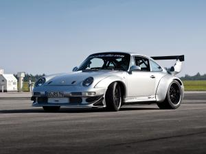 2002 Porsche 911 GT2 Turbo 3.6 Widebody MC600 by Mcchip-DKR