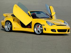 2002 Porsche 911 GTR 600 Gullwing Bi-Turbo by Gemballa