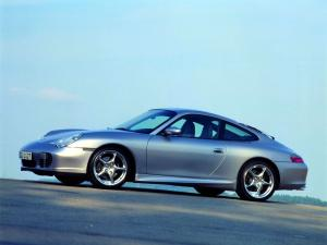 2003 Porsche 911 40th Anniversary Edition