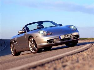 2004 Porsche Boxster S 50 Years Of The 550 Spyder Anniversary Edition