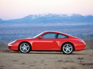 2006 Porsche 911 Carrera 4 Coupe