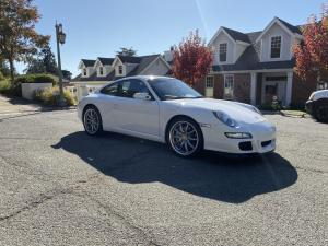 2006 Porsche 911 Carrera S Club Coupe