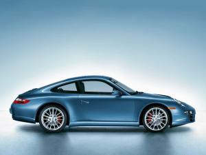 Porsche 911 Carrera S Club Coupe 2006 года