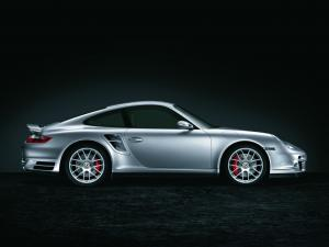 Porsche 911 Turbo Coupe 2006 года