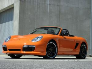 Porsche Boxster S Limited Edition 2007 года