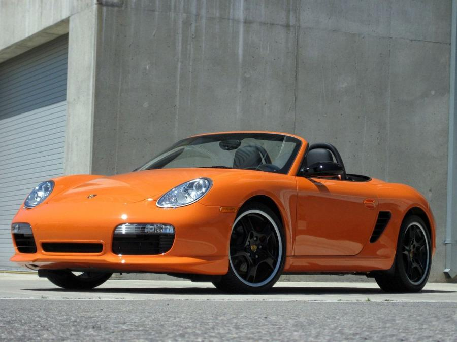 Porsche Boxster S Limited Edition