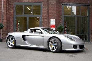 Porsche Carrera GT by Edo Competition 2007 года