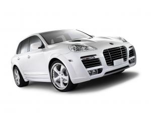 Porsche Cayenne Magnum by TechART 2007 года