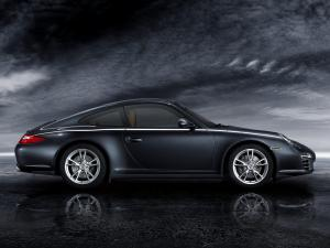 Porsche 911 Carrera 4 Coupe 2008 года