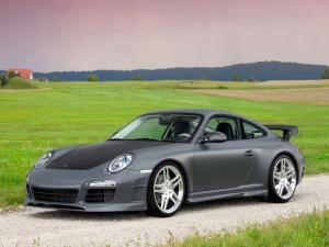 2008 Porsche 911 Carrera by Mansory
