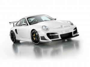 Porsche 911 GT Street RS by TechART 2008 года