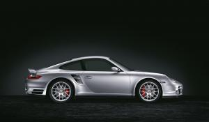 Porsche 911 Turbo on RS Wheels 2008 года