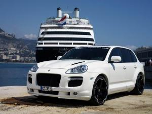 2008 Porsche Cayenne 550GT by ENCO Exclusive