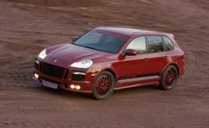 2008 Porsche Cayenne GTS by Edo Competition