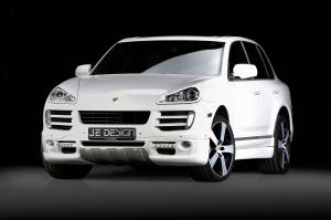 2008 Porsche Cayenne by JE Design