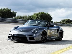 2009 Porsche 911 Cabriolet Speed9 by 9ff