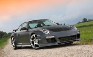2009 Porsche 911 Carerra by Mansory