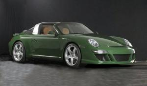 2009 Porsche 911 Greenster by Ruf