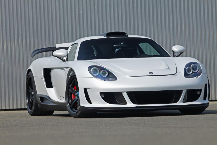 Porsche Carrera GT Mirage 980 Carbon Edition by Gemballa