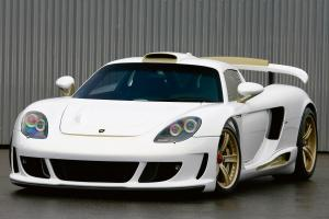 2009 Porsche Carrera GT Mirage Gold Edition by Gemballa