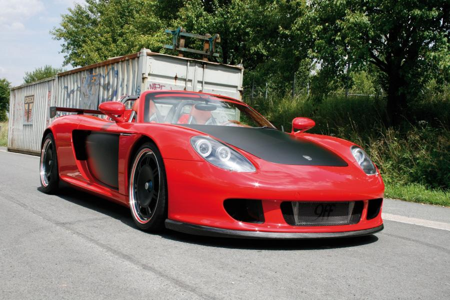 Porsche Carrera GT-T900 by 9ff