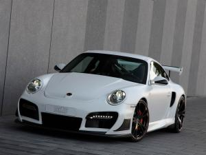 2010 Porsche 911 GT Street RS by TechART